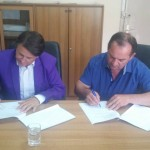Collaboration with the Employment Centre from Kumanovo, at the Employment Agency