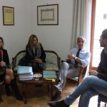 "Students and professors from ""Euro College"" exchange practical skills in Italy"
