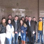 Euro College students participated in a study visit in state institutions