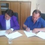 Соработка со Центар за вработување Куманово, при Агенција за Вработување на РМ
