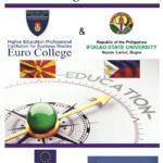 "ERASMUS+ Проект ""Academic transfer of knowledge and skills"" со Ифугао Државен Универзитет од Филипини"