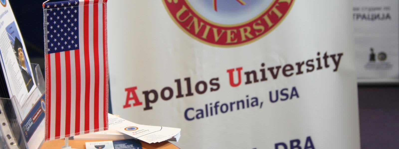 Apollos University – САД